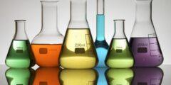 ماذا يسمى كلوريد البوتاسيوم في المحلول عند إذابة كمية قليلة منه في لترمن الماء