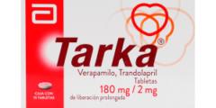 دواء تاركا – Tarka يستخدم في علاج ارتفاع ضغط الدم