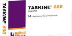 دواء تسكين – Taskine لتسكين ألم الأسنان