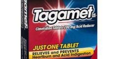 دواء تاغاميت – TAGAMET لعلاج قرحة الأثني عشر