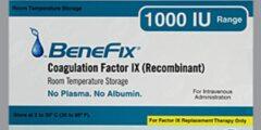 دواء بينيفيكس – Benefix يستخدم للحد والتحكم بالنزيف الناتج عن نقص عامل التخثر التاسع