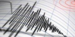 اشرح كيف يمكن تصنيف زلزال بقوة 8