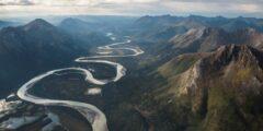 الفرق بين النهر والوادي
