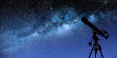 أي انواع المناظير الفلكيه يستخدم المرايا المقعره لتجميع الضوء
