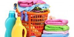 السبب في تلاصق الملابس الجافة عند اخراجها من نشافة الغسيل هو