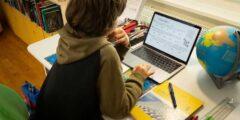 تقرير عن التعليم عن بعد في ظل جائحة كورونا