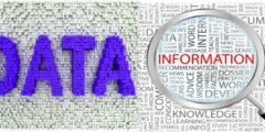 الفرق بين البيانات والمعلومات والاختلافات الرئيسية بينهم