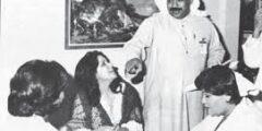 فيصل الضاحي سعاد عبد الله من هما؟ وما هي قصتهما؟