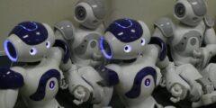من اشكال اوامر التكرار الخاصة ببرمجة الروبوت؟