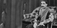من هو الحاكم العثماني الذي تولى إدارة فلسطين بنفسه عندما أحس بخطر اليهود عليها