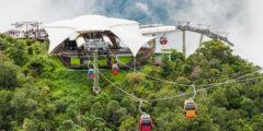 اسماء أفضل الاماكن السياحية في لينكاوي ماليزيا