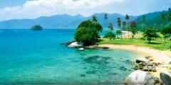 اسماء أفضل الأنشطة والاماكن السياحية في تيومان