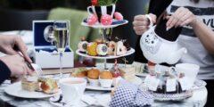 كيف اقيم حفلة شاي مميزة