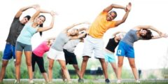 عناصر اللياقة البدنية المرتبطة بالصحة والأداء وأهمية اللياقة البدنية