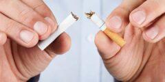 مدة خروج النيكوتين من الجسم بعد الإقلاع عن التدخين