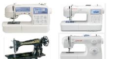 أنواع ماكينات الخياطة اليابانية وأسعارها