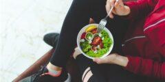 الأكل المناسب بعد الرياضة لزيادة الوزن
