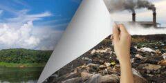 تأثير الإنسان على البيئة ودوره الإيجابي في حمايتها
