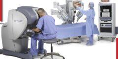 من مجالات التي تستخدم فيها الروبوت مجال الطب