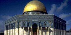 يسعى الصهاينة إلى هدم المسجد الأقصى وبناء مكانه هيكل