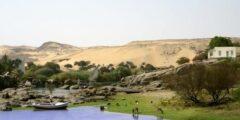 بحث عن حوض النيل