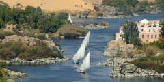 معلومات عامة عن نهر النيل