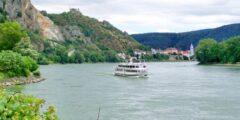 من أين ينبع نهر الدانوب