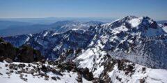 أين يوجد جبل توبقال