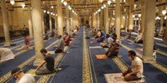 كيفية الاعتكاف في رمضان