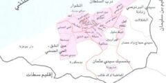 خريطة شوارع الدار البيضاء وأهم الأماكن السياحية بها