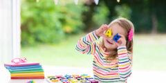 كيفية تأسيس طفل في اللغة الانجليزية