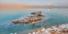 ما سبب ملوحة البحر الميت