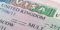 كيفية استخراج الإعفاء الإلكتروني من فيزا بريطانيا لمواطني قطر والكويت وعمان والإمارات