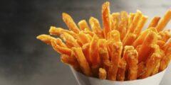 طريقة عمل البطاطس المقرمشة بالدقيق مثل المطاعم