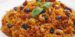 طريقة عمل الأرز بالخلطة مثل المطاعم