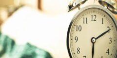 حكم تأخير الصلاة بسبب النوم