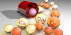 أعراض نقص الكالسيوم وفيتامين د وعلاجه