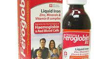 """شراب """" فيروجلوبين """" للاطفال هل هو فيتامين ام فاتح للشهية ؟"""