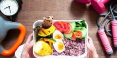 الأكل بعد الرياضة لإنقاص الوزن