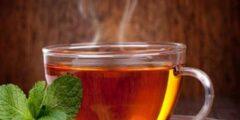 هل الشاي يسبب النقرس