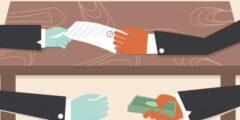 بحث عن الفساد الإداري