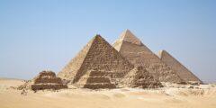 بحث عن الحضارة المصرية القديمة والمعالم الأثرية الموجودة بها