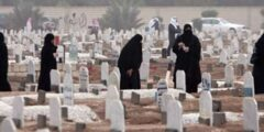 هل يجوز زيارة القبور للنساء