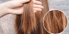 """طرق و"""" خلطات طبيعية """" لمعالجة الشعر التالف من الصبغات"""